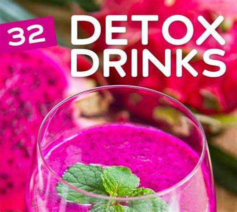 Is It Okay To Drink While Detoxing by 32 Detox Drinks For Cleansing And Weight Loss