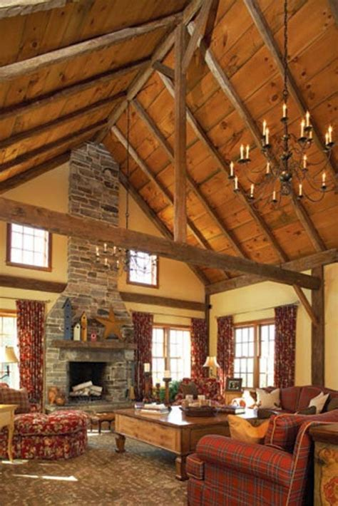 house plans with vaulted ceilings rustic vaulted ceiling house plans