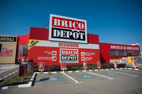 brico depot romania a atins pragul de rentabilitate