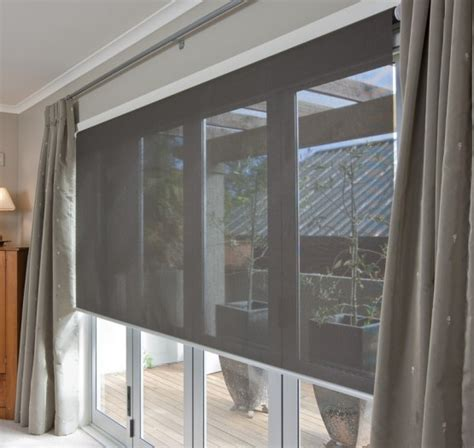 Day Night Double Blind Blinds And Finishes Ltd Double Roller Blinds