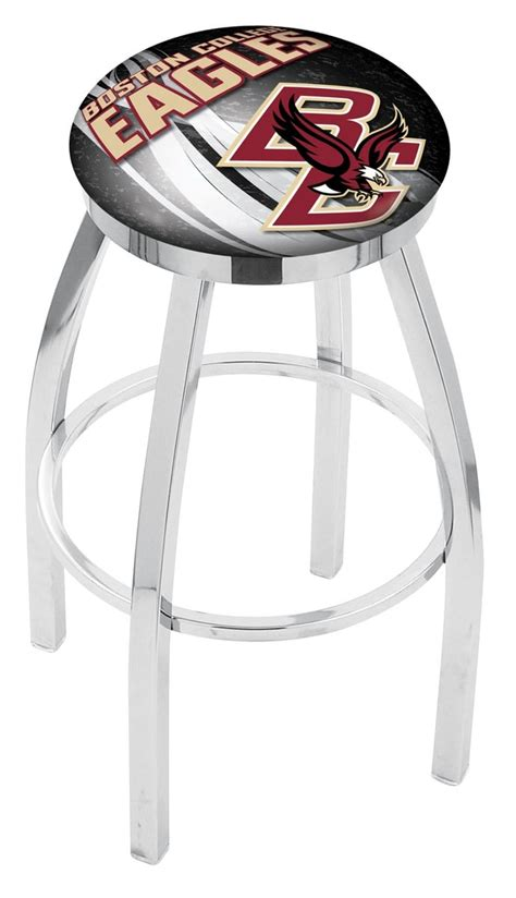 Boston Sports Bar Stools by Boston College Bar Stool W Official College Logo Family