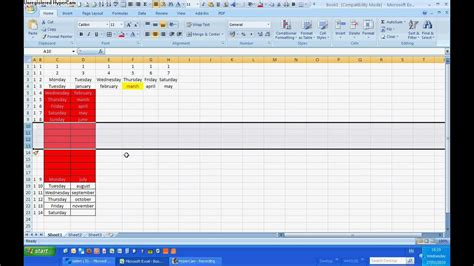 excel online tutorial youtube microsoft excel training for beginners excel made easy