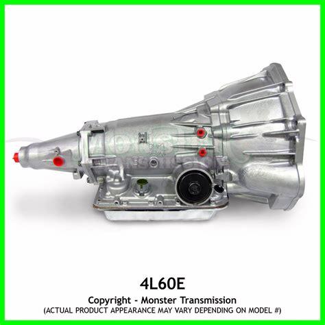 4l60e Transmission High Performance Race Transmission 2pc