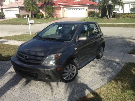 automobile air conditioning repair 2005 scion xa parking system purchase used 2005 scion xa base hatchback 5 door 1 5l in boca raton florida united states