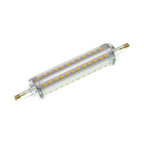 led leuchtmittel 230v led stab leuchtmittel r7s dimmbar 118mm ip44 10w 1200lm
