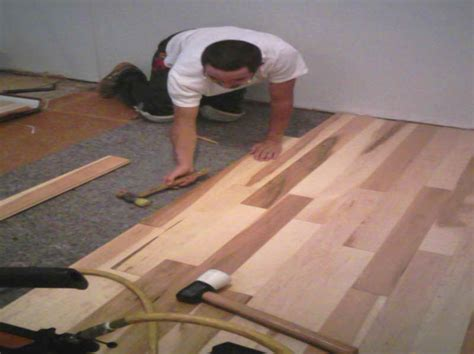How To Lay A Wood Floor by Flooring How To Install Hardwood Flooring Wood Floors