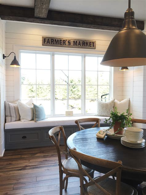 farm style farmhouse style street of dreams tour the inspired room
