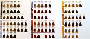 loreal color chart loreal hair colour chart majirel images