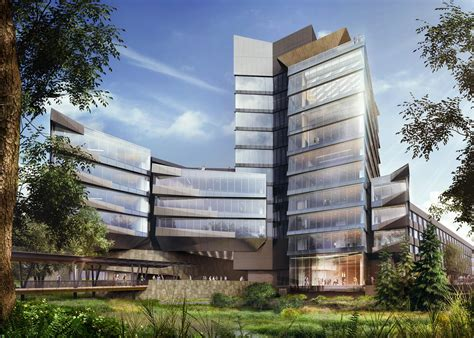 Best Architecture Firms In The World by Nike Inc Reveals Design For World Headquarters Expansion