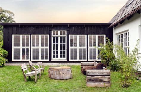 scandinavian villa scandinavian villa ingrid in white and wood jelanie