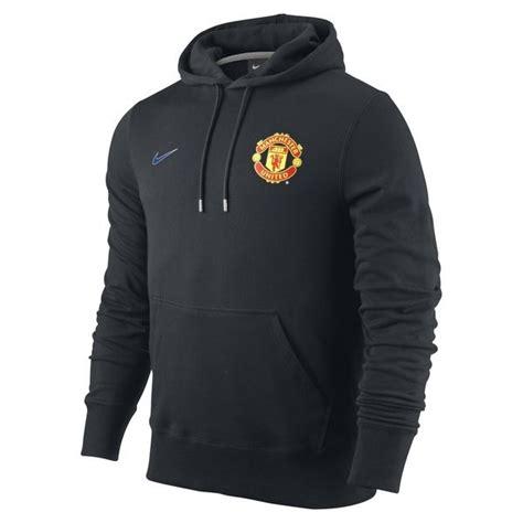 T Shirt Manchester United Nike Black 01 nike manchester united hoodie black www unisportstore