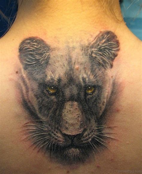 lioness tattoo 84 wonderful tattoos for back