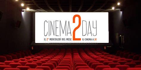 programmazione uci porte di roma cinema2day 2016 biglietti a 2 da settembre