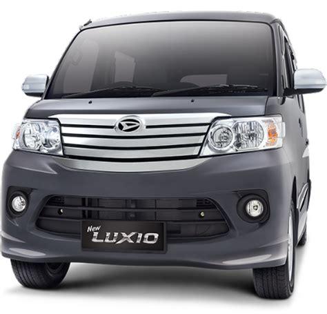 daihatsu new luxio 1 5 x a t mc jual mobil baru