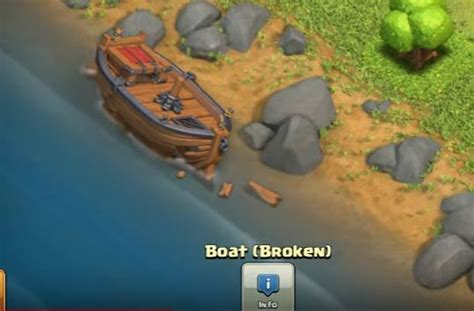 clash of clans how to repair boat clash of clans spring update first sneak peaks