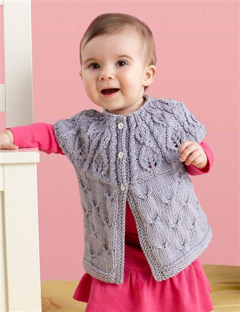 children s sweater knitting patterns 10 free baby sweater knitting patterns