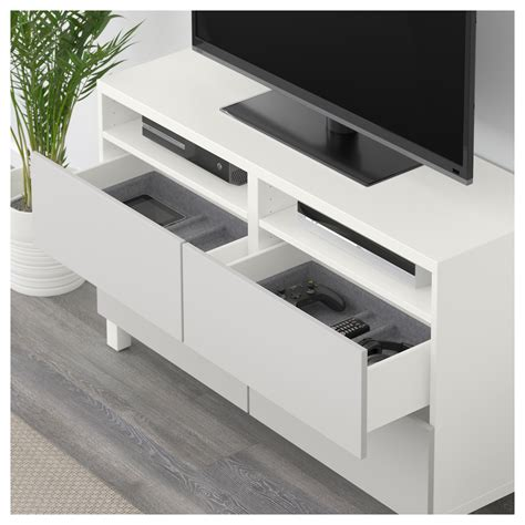 white bench with drawers best 197 tv bench with drawers white lappviken light grey