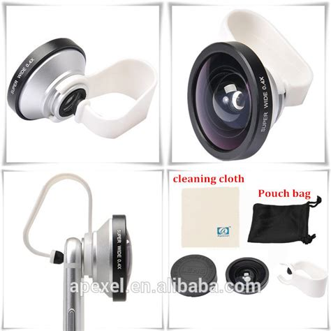 Sale Clip Lens Wide 0 4x Hello universal clip cell phone 0 4x wide angle lens smartphone external lens for iphone