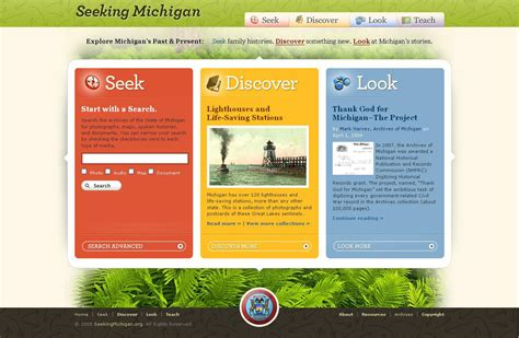 Seekingmichigan Org Records Seeking Michigan Records Pam