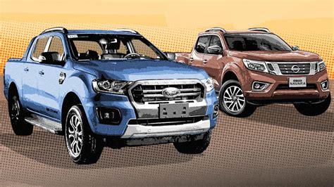 ford ranger nissan navara  specs prices features