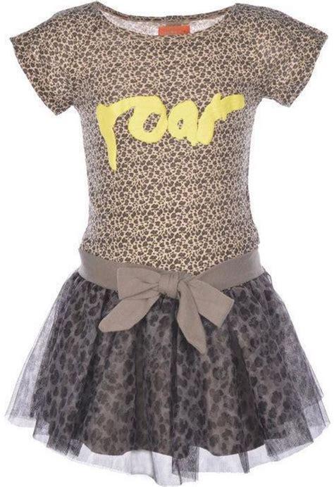 baby jurk panter bol flo a lijn jurk panther maat 98