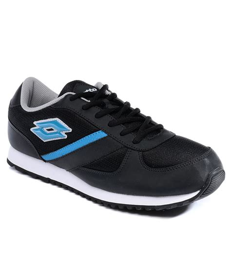 lotto sport shoe lotto black sport shoe