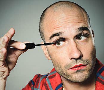 feminine guys in make up make up eth the man random high fives