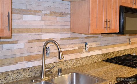 new backsplash ideas subway mosaic travertine backsplash idea backsplash