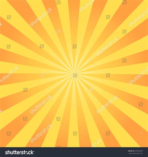 x ray pattern vector sunburst pattern ray vector illustration 289358570