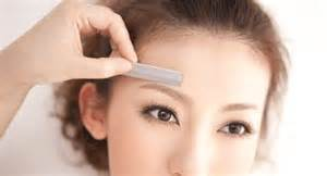 how to arch eyebrows at home how to shape your eyebrows at home step by step guide
