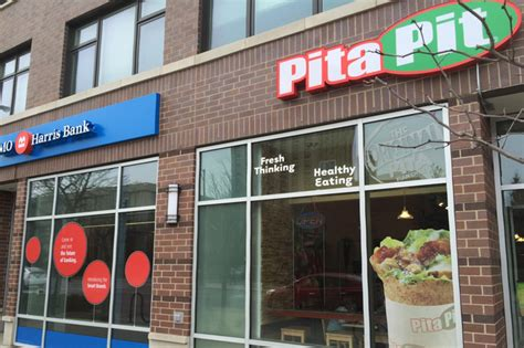 Rogers Park Food Pantry by Pita Pit Bmo Harris Opens In Loyola Building On