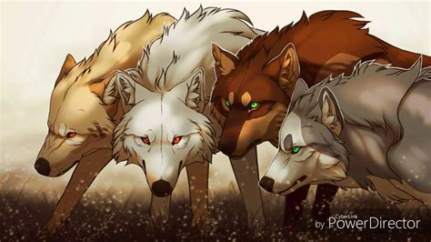 Anime Wolf by Brown Wolf Anime Www Pixshark Images Galleries