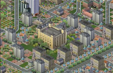 ultimate simcity layout london in video games