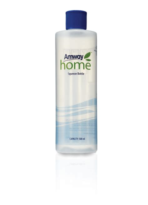 amway home squeeze bottle household hygiene amway