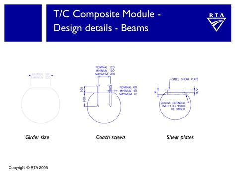 c composite pattern multiple types ppt timber concrete composite module testing and