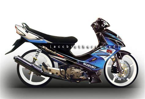 Modifikasi Suzuki Smash Modifikasi Motor Smash