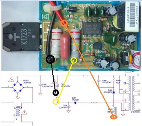 Ic Regulator Tv Polytron cara memasang regulator gacun astelo pada tv dan monitor