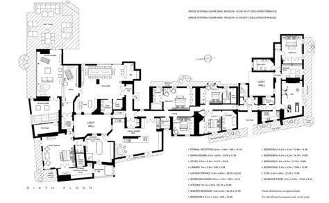 10 000 square foot house plans 10 000 square foot house floor plan
