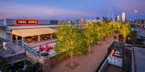 Restaurants With Patios Trinity Groves Uli Case Studies
