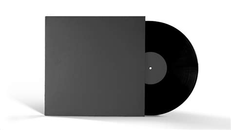 lp cover template creating an abstract vinyl sleeve with graphic textures