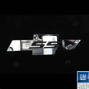 custom chevy bowtie emblems car interior design