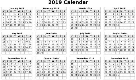 calendar  holidays   printable  calendar template word