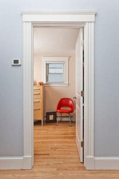 Install Door Trim by How To Install Fancy But Simple Door Casings And Trim