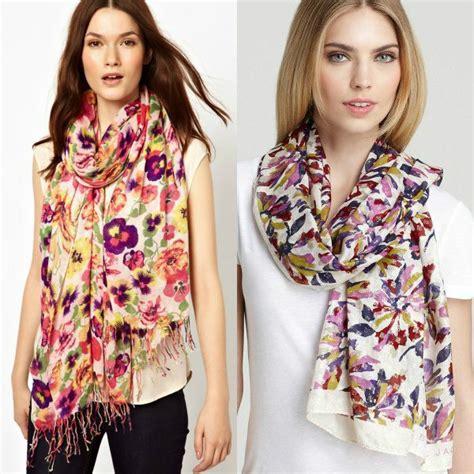 women s scarves trends 2016 dress trends