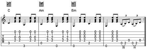 tutorial main gitar bass belajar 15 kunci gitar dasar dan latihan strumming untuk