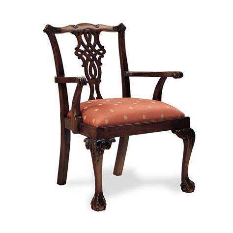 Arm Chair Design Ideas Biscayne Designs Chippendale Dining Collection Arm Chair Discount Furniture At Hickory Park