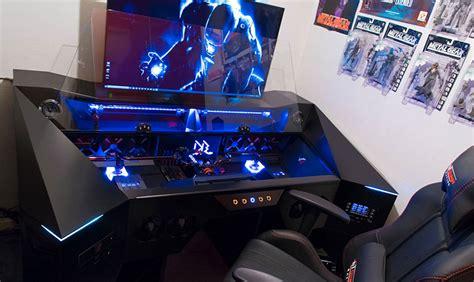 gaming tisch project alternate in diesem tisch steckt der ultimative