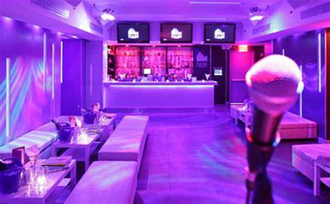 top karaoke bars nyc new york city bar games skee ball beer pong bull