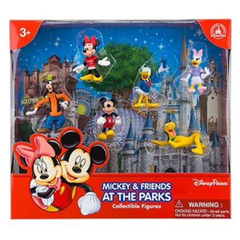 Sleeves Set Mickey Pluto Guffy your wdw store disney figurine set mickey mouse and pals goofy pluto minnie donald