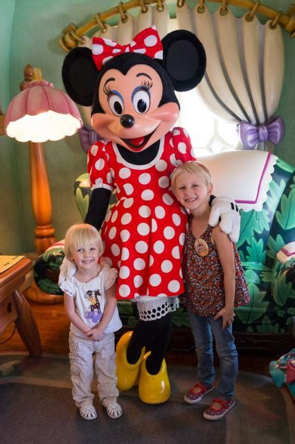 annes odds and ends disneyland with small children